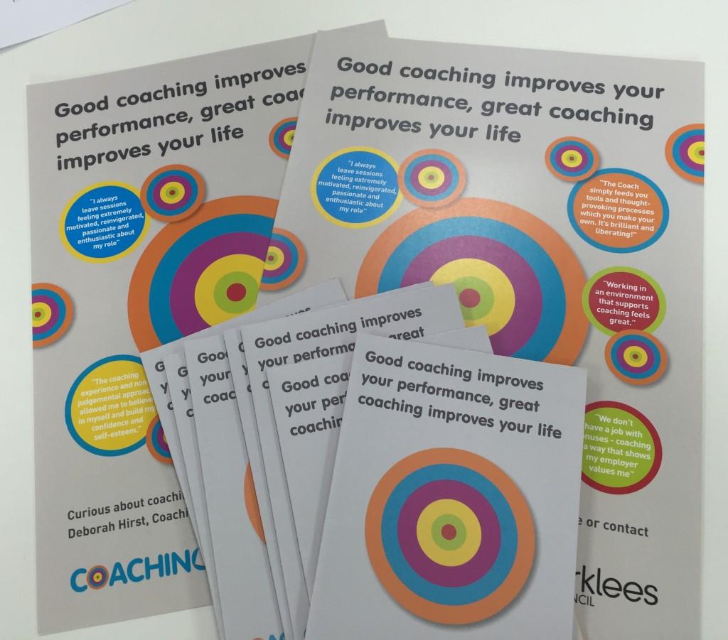 Kirklees Council coaching materials