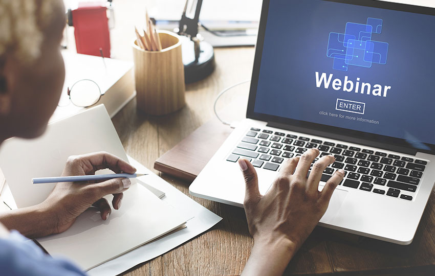 webinar